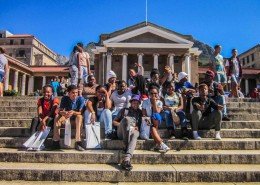 Educentre Outing - UCT Open Day 2015